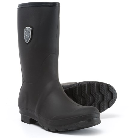 Kamik JenniferM Tall Rain Boots - Waterproof (For Women) in Black