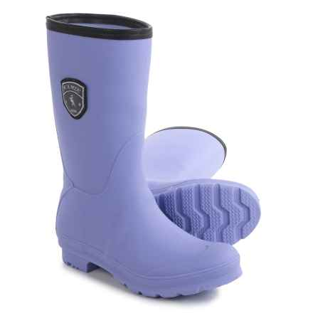 Kamik JenniferM Tall Rain Boots - Waterproof (For Women) in Periwinkle - Closeouts