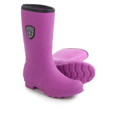 Kamik JenniferM Tall Rain Boots - Waterproof (For Women) in Violet - Closeouts