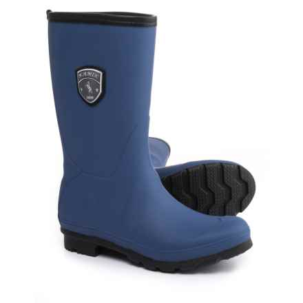 Kamik Jenny Mid Rain Boots - Waterproof (For Women) in Blue - Closeouts