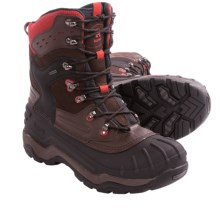 Kamik Keystone Gore-Tex® Snow Boots - Waterproof, Insulated (For Men) in Dark Brown - Closeouts