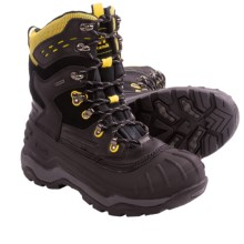 Kamik Keystone Gore-Tex® Winter Boots - Waterproof, Insulated (For Men) in Black - Closeouts