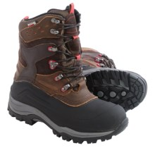Kamik Keystone Snow Boots - Waterproof, Insulated (For Men) in Brown - Closeouts