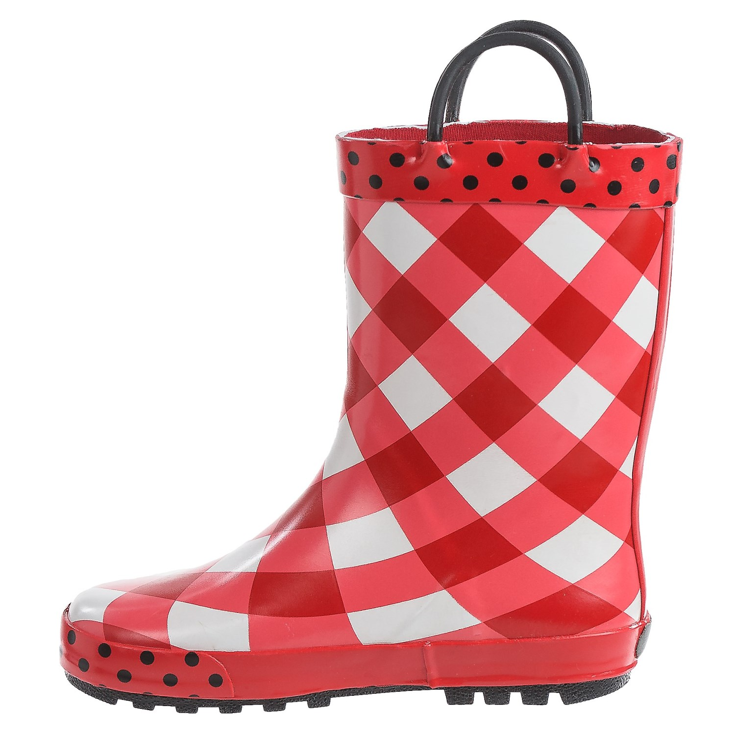 Kamik Ladybug Rain Boots (For Little and Big Girls) - Save 50%