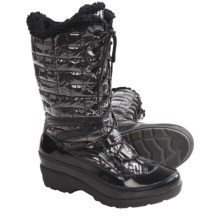 Kamik London Snow Boots - Waterproof, Insulated (For Women) in Black - Closeouts
