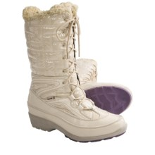 Kamik London Winter Pac Boots - Waterproof, Insulated (For Women) in Cream - Closeouts