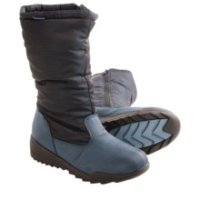 Kamik Lyon2 Snow Boots - Waterproof, Insulated (For Women) in Dark Blue - Closeouts
