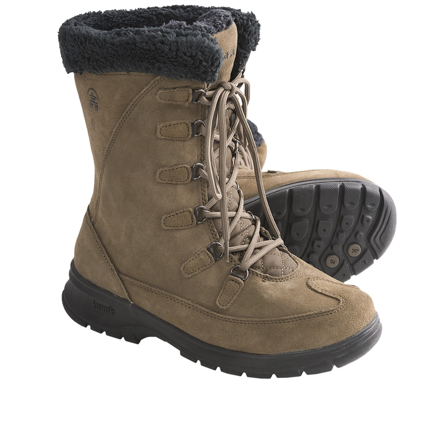 Kamik Moscow Winter Boots - Waterproof, Insulated (For