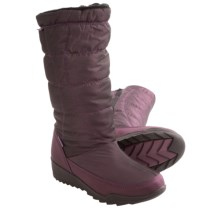 Kamik Nice Snow Boots - Waterproof, Insulated (For Women) in Plum - Closeouts