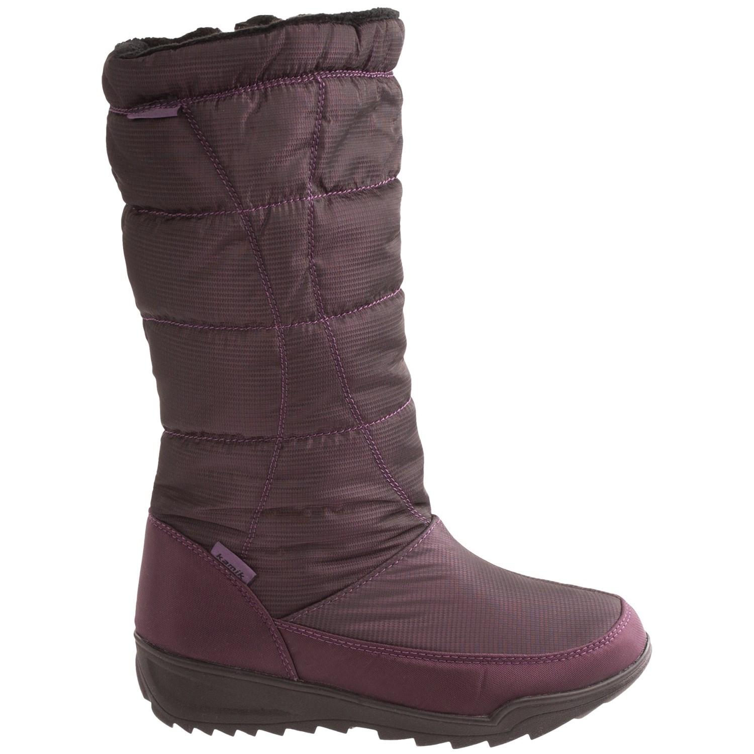 Kamik Nice Snow Boots (For Women) - Save 82%