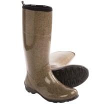 Kamik Noela Rain Boots - Waterproof (For Women) in Gold - Closeouts