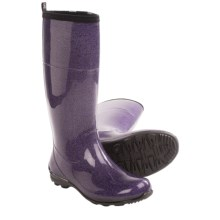 Kamik Noela Rain Boots - Waterproof (For Women) in Violet - Closeouts