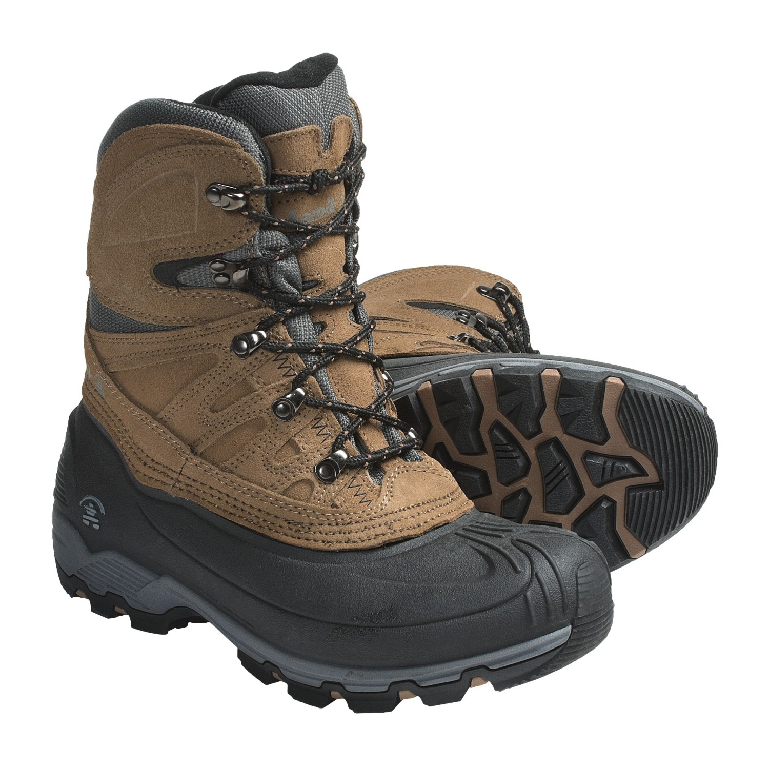 Kamik Nordic Pass Winter Boots - Waterproof, Insulated