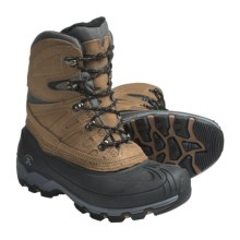 Kamik Nordic Pass Winter Boots - Waterproof, Insulated (For Men) in Tan - Closeouts