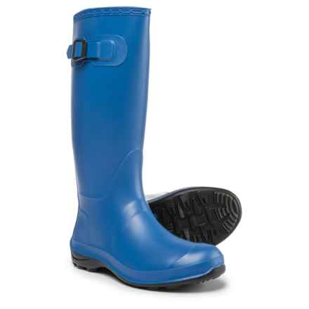 Kamik Olivia Rain Boots - Waterproof (For Women) in Blue - Closeouts