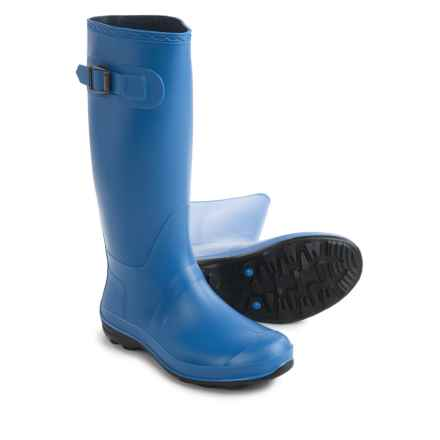 Kamik Olivia Rain Boots - Waterproof (For Women) in Light Blue - Closeouts