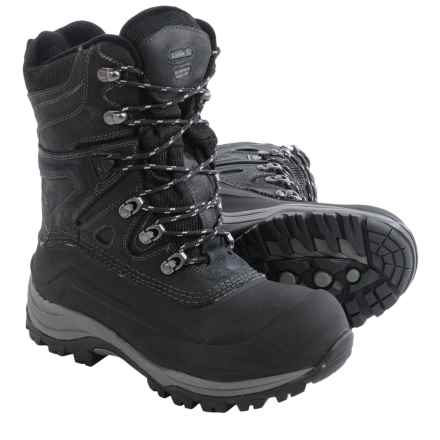 Kamik Patriot 5 Thinsulate® Snow Boots - Waterproof (For Men) in Black - Closeouts