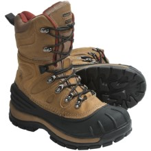 Kamik Patriot3 Winter Pac Boots - Waterproof, Insulated (For Men) in Coffee - Closeouts