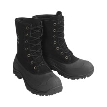 Kamik Pendleton Pac Boots  (For Men) in Black - Closeouts