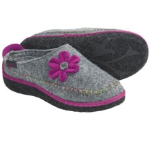 Kamik Petal Slippers (For Women) in Grey - Closeouts
