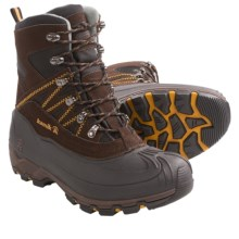 Kamik Prospect Winter Boots - Waterproof, Insulated (For Men) in Dark Brown - Closeouts