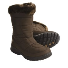 Kamik Providence Winter Boots - Waterproof (For Women) in Dark Brown - Closeouts