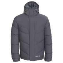 Kamik Puff Down Jacket - 595 Fill Power (For Men) in Charcoal - Closeouts