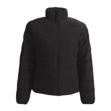 Kamik Puff Down Jacket - 595 Fill Power (For Women) in Black - Closeouts