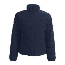 Kamik Puff Down Jacket - 595 Fill Power (For Women) in Navy