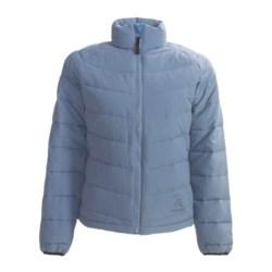 Kamik Puff Down Jacket - 595 Fill Power (For Women) in Slate