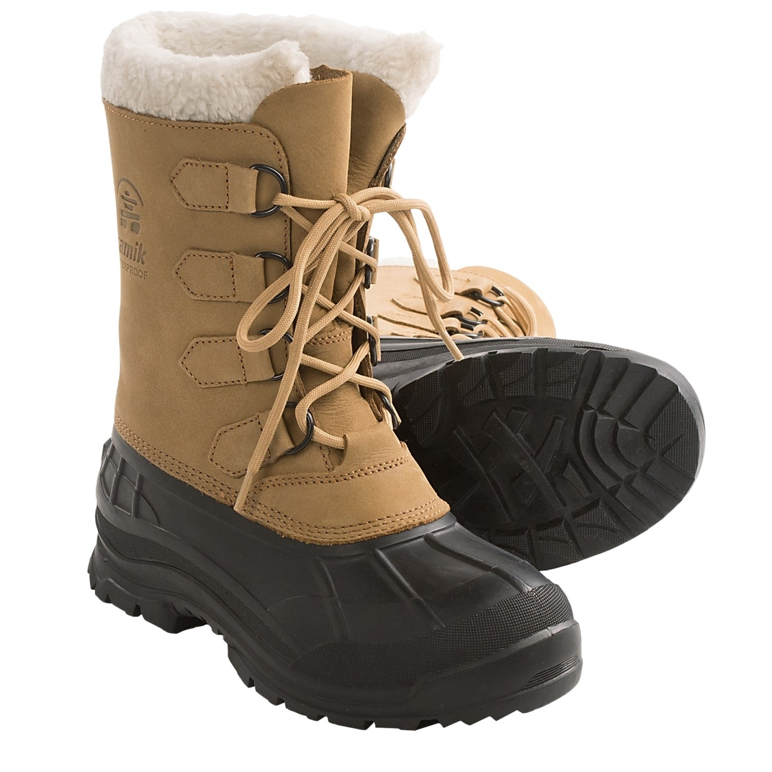 Kamik Dawson Mens Winter Boots | Santa Barbara Institute for ...