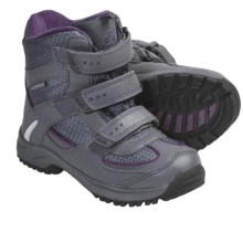 Kamik Radar Winter Boots - Waterproof, Insulated (For Boys and Girls) in Grey - Closeouts
