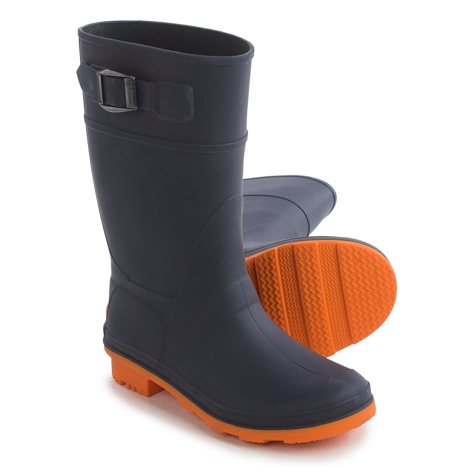 Kamik Raindrops Rain Boots (For Little and Big Kids) - Save 51%