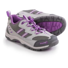 Kamik Rambler Shoes (For Little and Big Girls) in Purple - Closeouts