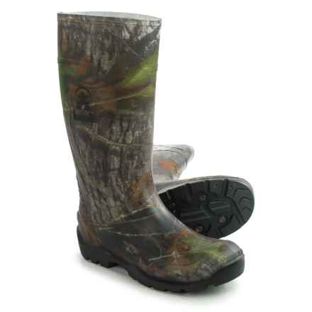 Kamik Retriever Rain Boots - Waterproof (For Men) in Camo - Closeouts