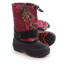 Kamik Rocket 2 Pac Boots - Insulated (For Toddlers) in Red - Closeouts