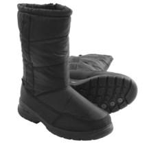 Kamik Saltlake Snow Boots - Waterproof (For Women) in Black - Closeouts