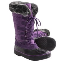 Kamik Scarlet 2 Snow Boots - Insulated (For Women) in Purple - Closeouts