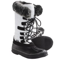 Kamik Scarlet 2 Snow Boots - Insulated (For Women) in White - Closeouts