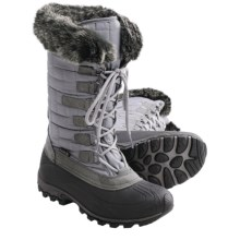 Kamik Scarlet 3 Snow Boots - Insulated (For Women) in Medium Grey - Closeouts