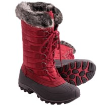 Kamik Scarlet 3 Winter Boots - Insulated (For Women) in Red - Closeouts