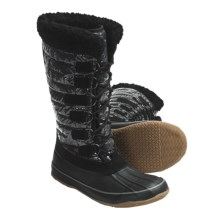 Kamik Scarlet Winter Pac Boots - Insulated, 200g Thinsulate®(For Women) in Black - Closeouts