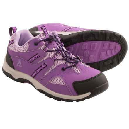 Kamik Searcher Shoes (For Kids and Youth) in Purple - Closeouts