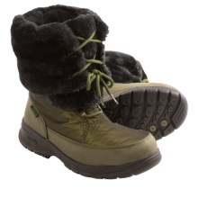 Kamik Seattle Snow Boots - Waterproof, Insulated (For Women) in Olive - Closeouts