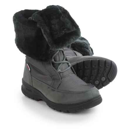 Kamik Seattle2 Snow Boots - Waterproof, Insulated (For Women) in Charcoal - Closeouts
