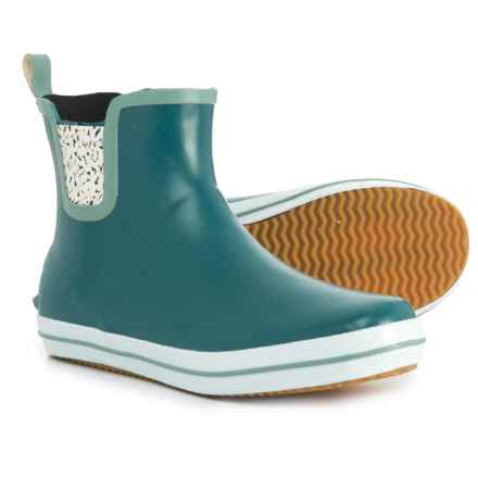 Kamik SharonLo Rain Boots - Waterproof (For Women) in Teal - Closeouts