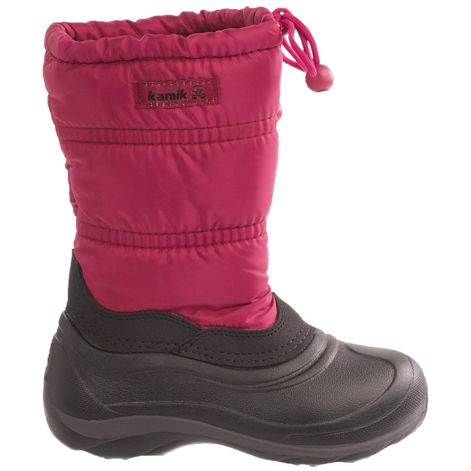 Kamik Shimmer Snow Boots For Kids 7280y Save 31