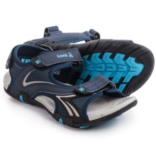 Kamik Silverlake Sport Sandals (For Men) in Dark Blue - Closeouts