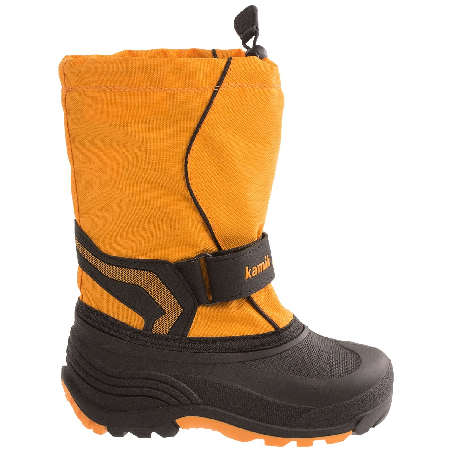 kamik snowbank pac boots for youth boys and 7280w
