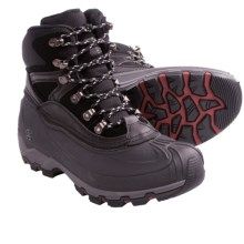 Kamik Snowcliff Winter Boots - Waterproof, Insulated (For Men) in Black - Closeouts